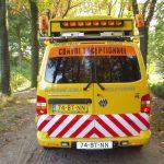 Transportbegeleiding chalet