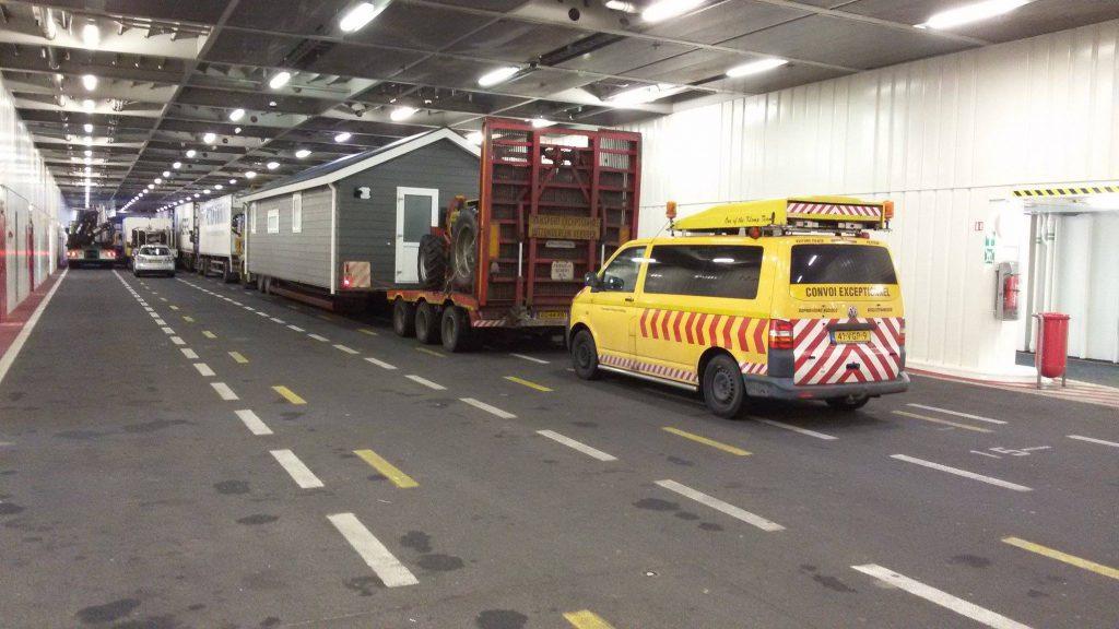 Overvaart Texel chalet